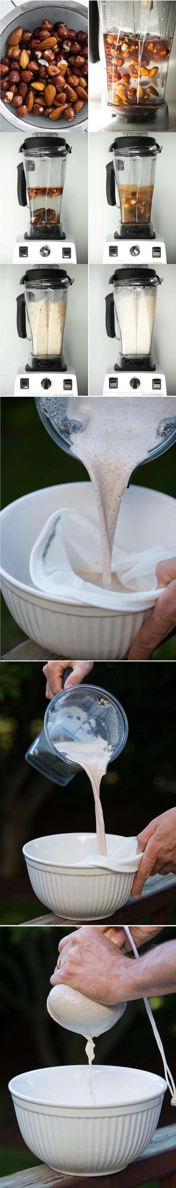 homemadehazelnutmilk