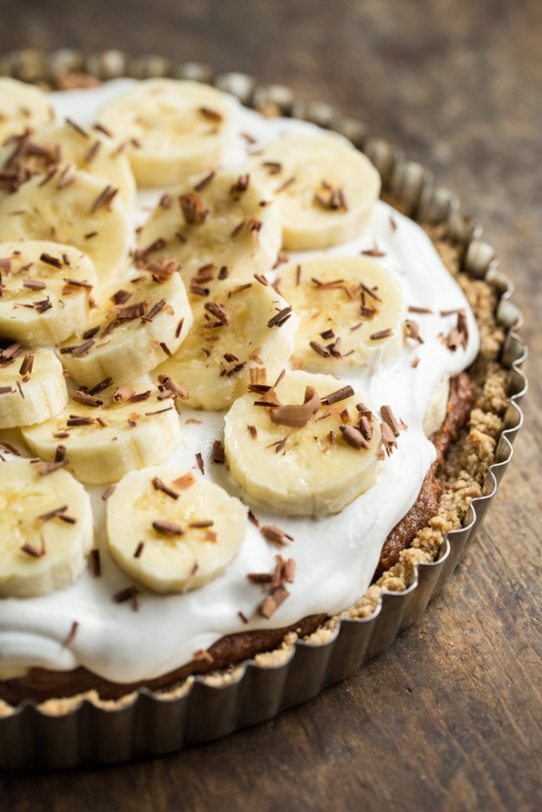 Banoffee Pie From My New Roots