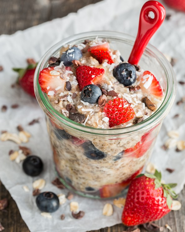 Vegan overnight oats oh she glows vegan overnight oats ccuart Gallery