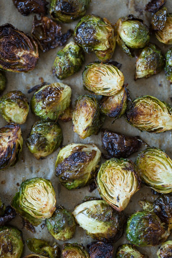 Mouth-Watering Crispy Brussels Sprouts