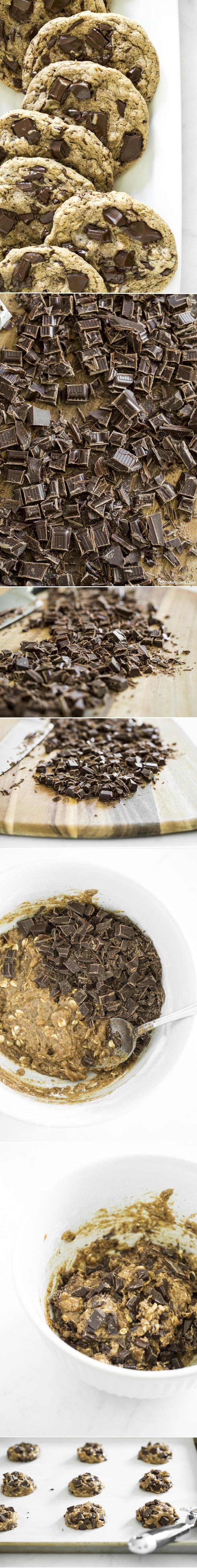onebowlveganchocolatechunkcookies