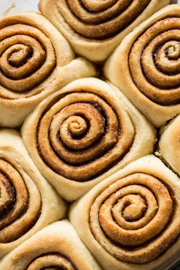 How to make cinnamon rolls better