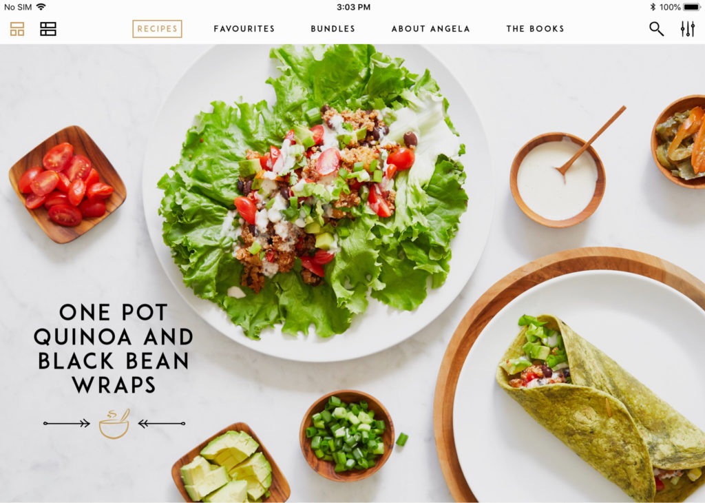 Vegan Recipes by Angela Liddon | Oh She Glows