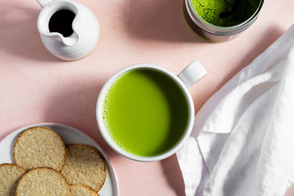 Sleepy Morning Blender Matcha